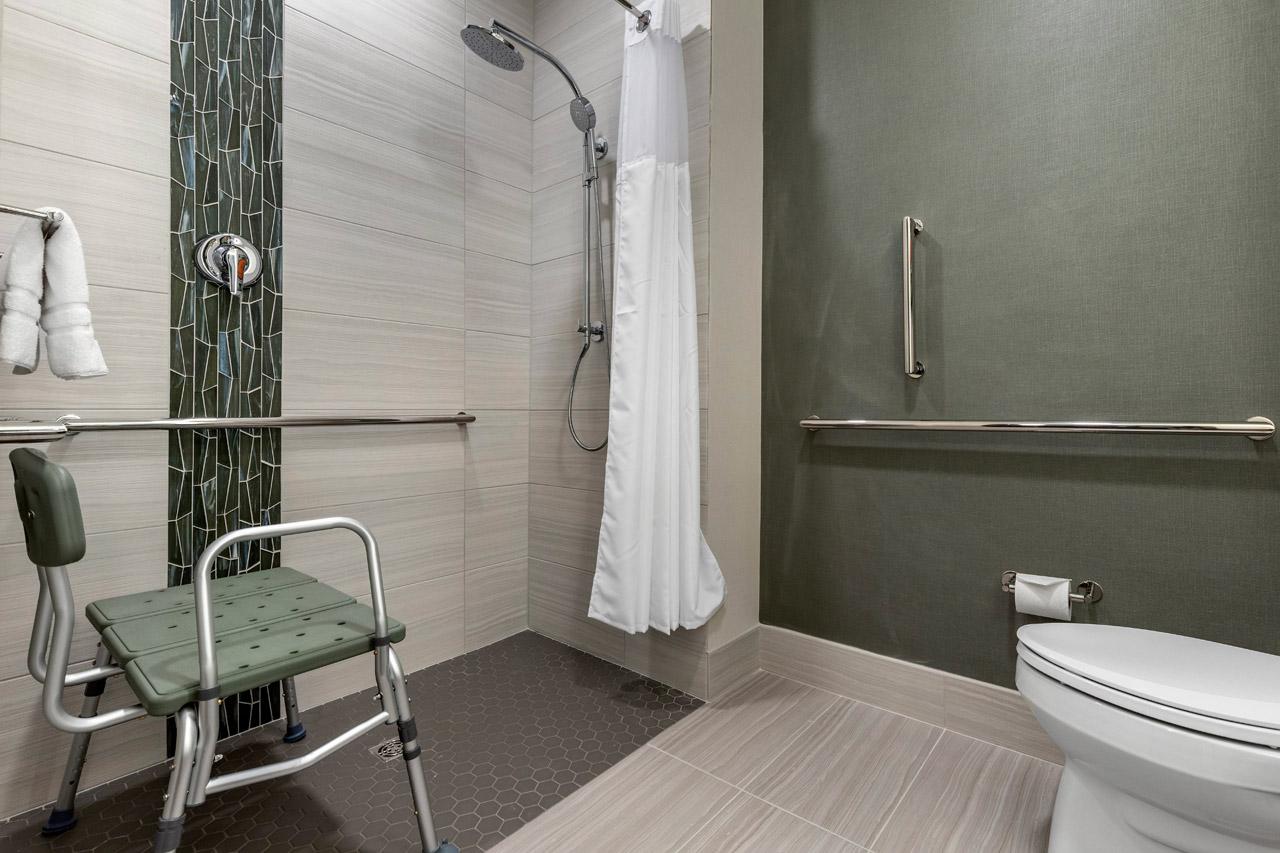 ADA Friendly Bathroom