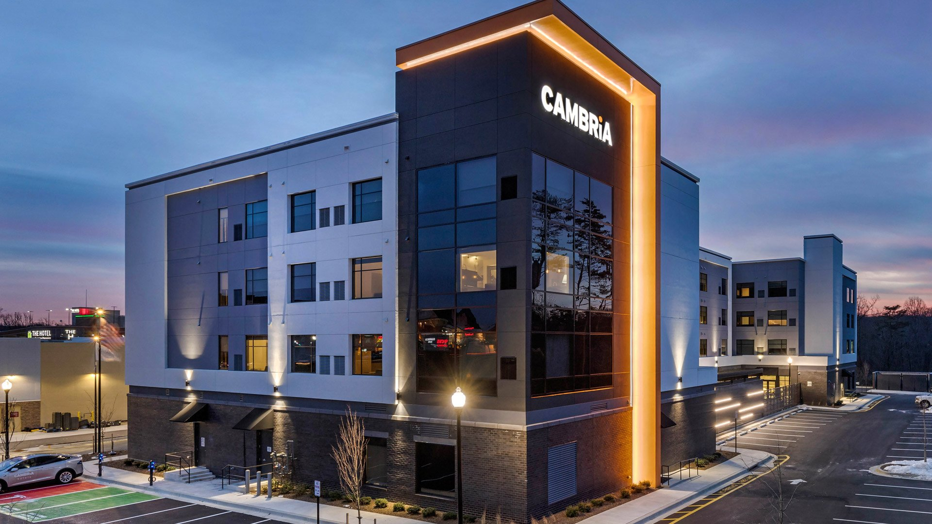 Cambria Arundel Mills Hotel