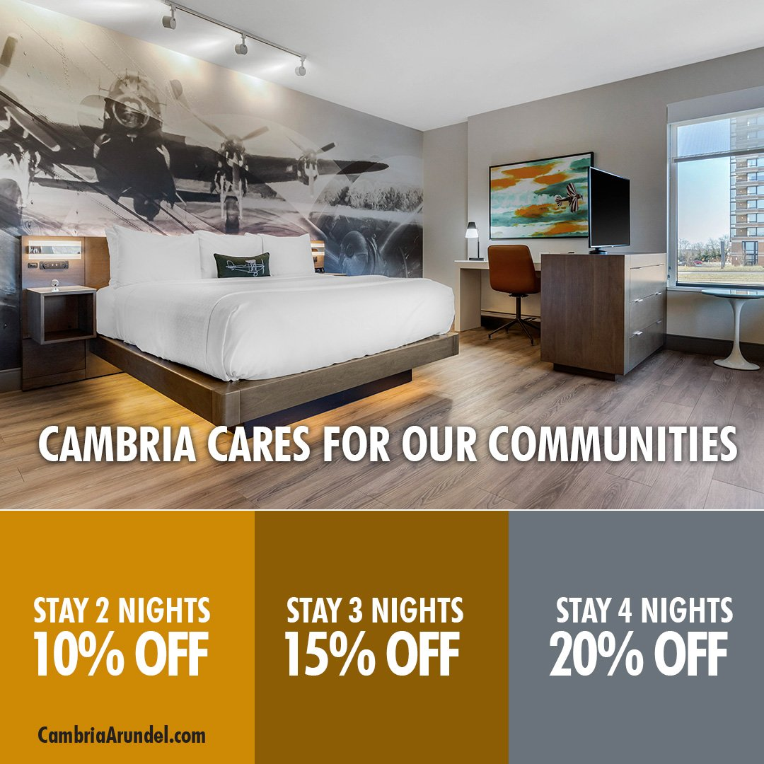 Cambria Discounted Rates